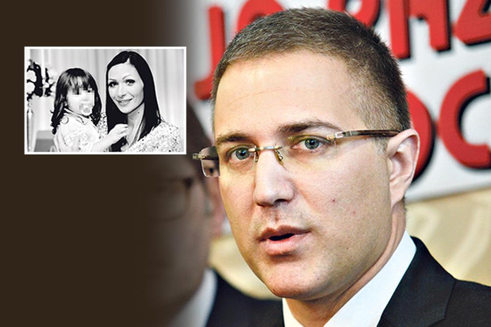 ČUVAJU BILBORDE I KONTEJNERE, A ŽENE I DECU NAM UBIJAJU: Ministre Stefanoviću, odmah podnesi ostavku!