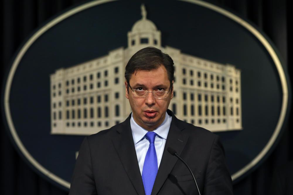 OTVORENO PISMO SRBA SA KOSOVA: Pozivom na dijalog Vučić pokušava da podeli odgovornost za izdaju
