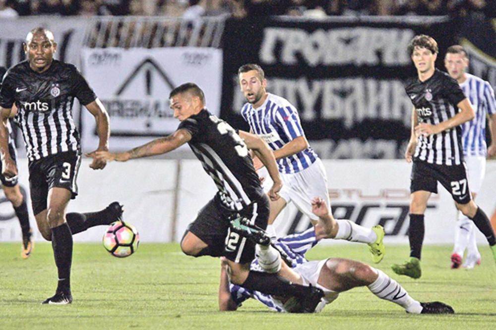 TRI DERBIJA U ROKU OD SAMO MESEC DANA: Partizan nije srećan zbog Olimpijakosa