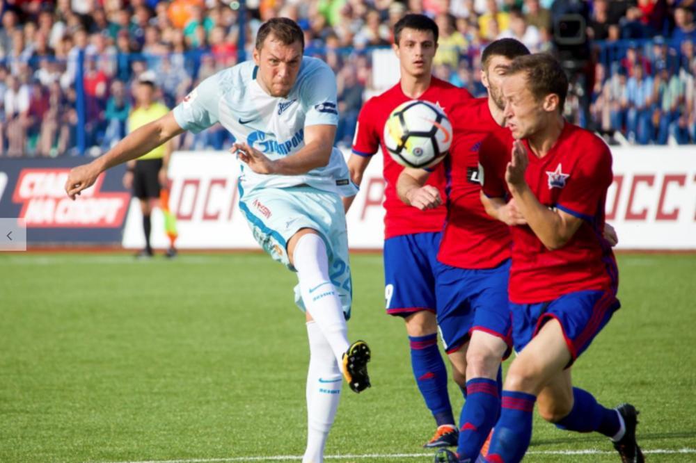 (VIDEO) UTAKMICA ZA ISTORIJU: Zenit prešao više od 12.000 km da bi osvojio prve bodove