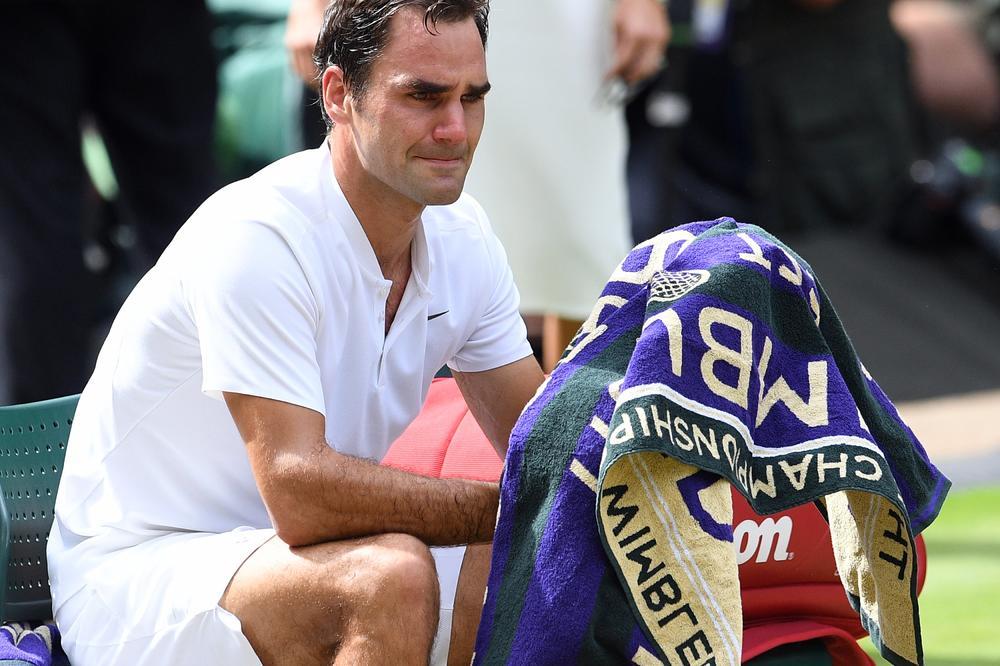 (VIDEO) MUŠKE SUZE U FINALU VIMBLDONA: Plakali i Rodžer Federer i Marin Čilić