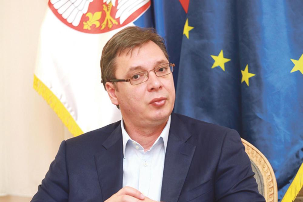 PREDSEDNIK NA MUKAMA U VAŠINGTONU: Vučiću, odluči se, mi ili Rusija!