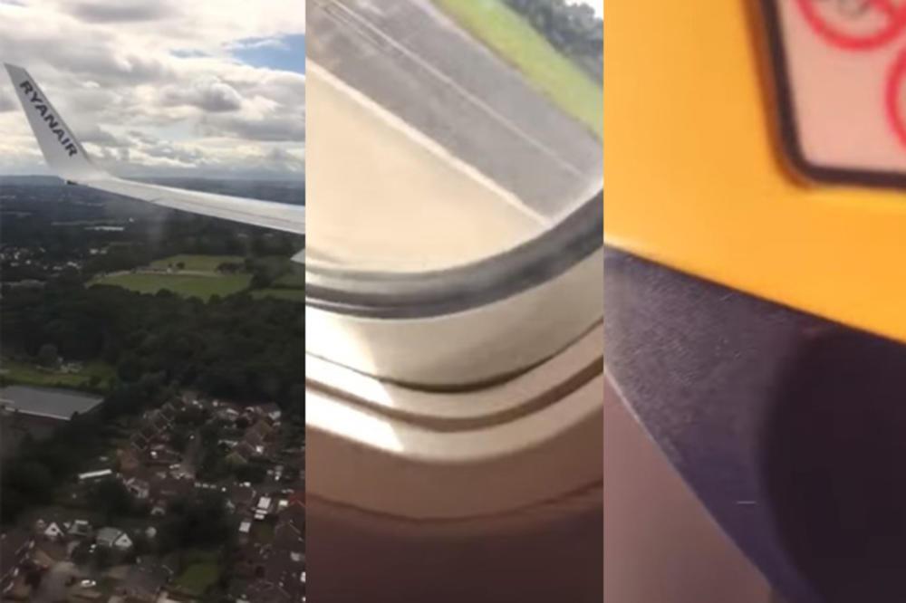 (VIDEO) ZASTRAŠUJUĆE SLETANJE, PUTNICI LETELI NA SVE STRANE: Avion nas je bacao sa sedišta, a onda je pilot...