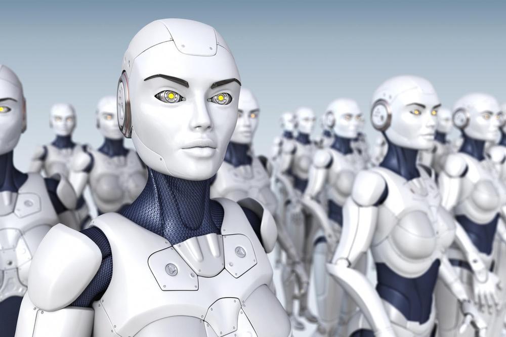 JEZIVO UPOZORENJE ČOVEČANSTVU: Roboti su nam najveća pretnja, oni će nas uništiti!