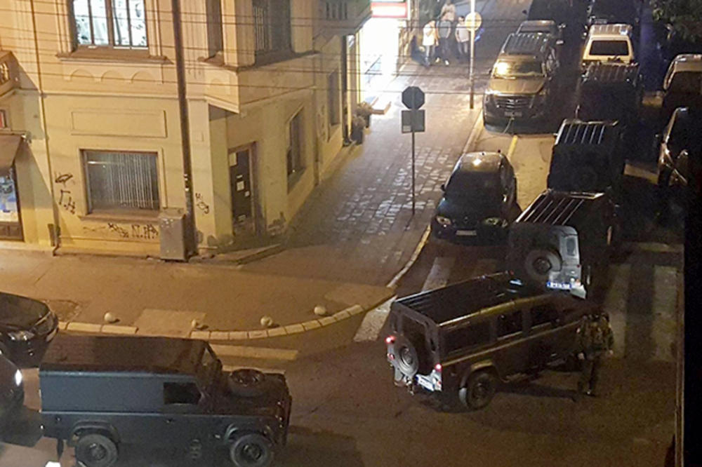 ARES RAZBIO KRIMINALCE U NIŠU: Pali dileri, bombaši, lopovi koji su harali u 8 opština!
