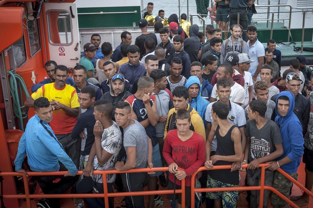 EVROPSKA UNIJA VRAĆA MIGRANTE U GRČKU: Grci tvrde da će primiti samo nekoliko desetina a i to pod određenim uslovima