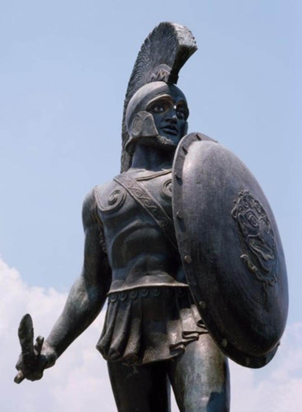 Sparta Lakonski odgovor