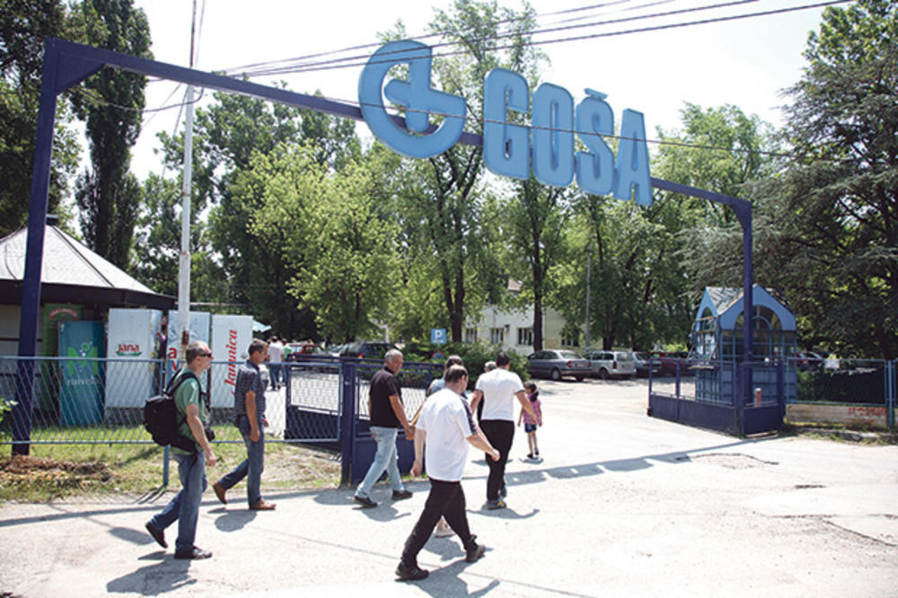 RADNICI GOŠE PONOVO PRED PONOROM: Beogradska firma stara dva meseca otkupila potraživanja i pokrenula stečaj