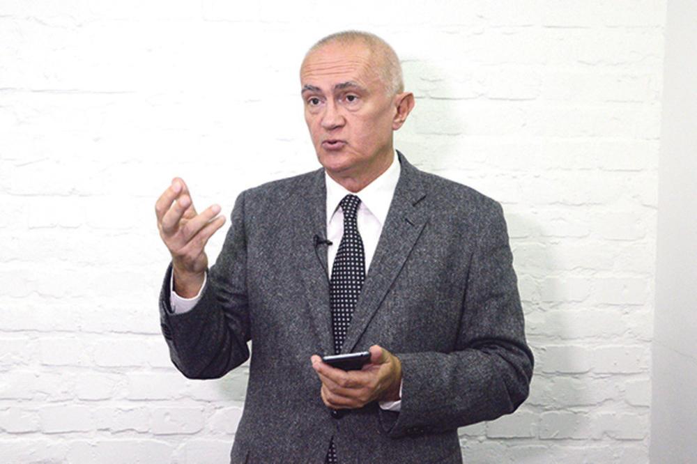 RODOLJUB ŠABIĆ: Nemam želudac za povratak u politiku