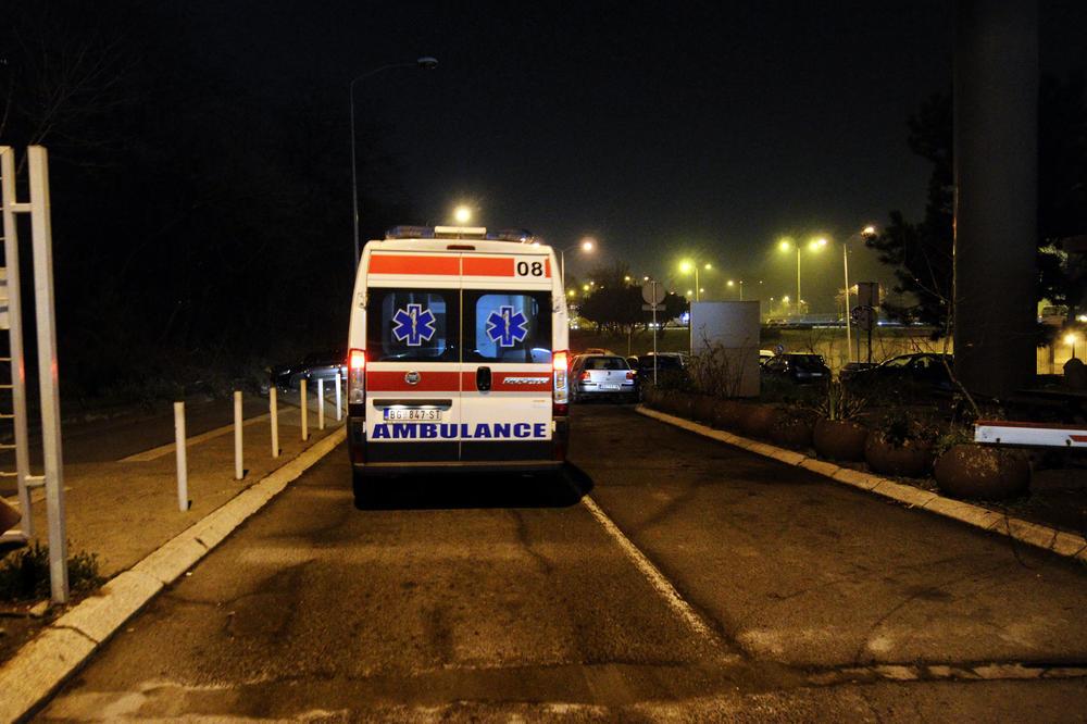 SERIJA SAOBRAĆAJKI U NIŠU: Dve žene i dva muškarca povređeni kod Medicinske škole