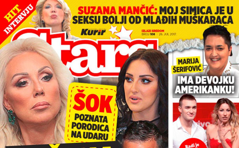 MAGAZIN STARS SAZNAJE: Kuća Živojinovića pod crnom magijom