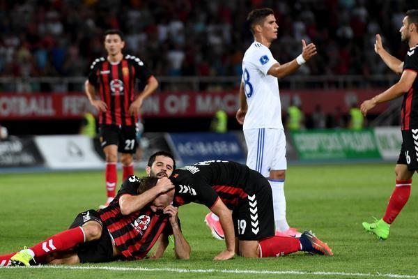 UEFA NEMILOSRDNA: Vardar kažnjen uzbog loše organizacije meča sa Malmeom