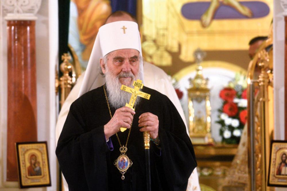 PATRIJARH IRINEJ: Zločini na Kosovu traže osvetu! ALI NE LJUDSKU VEĆ BOŽIJU!