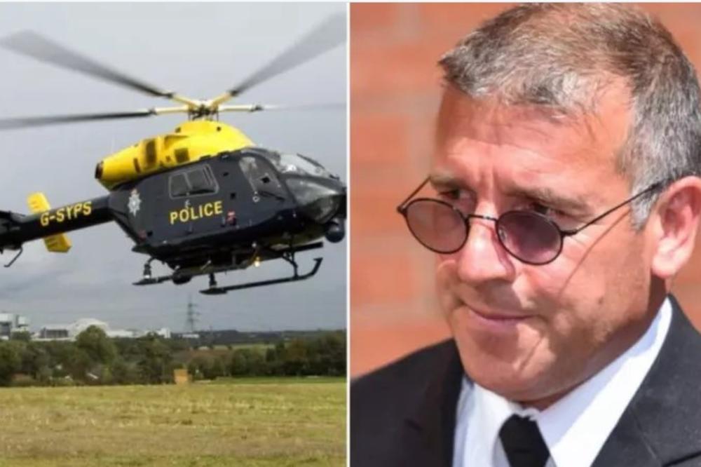 (VIDEO) OSUĐEN NAJVEĆI BLUDNIK U UNIFORMI: Policajac koristio helikopter da snima ljude kako imaju seks!