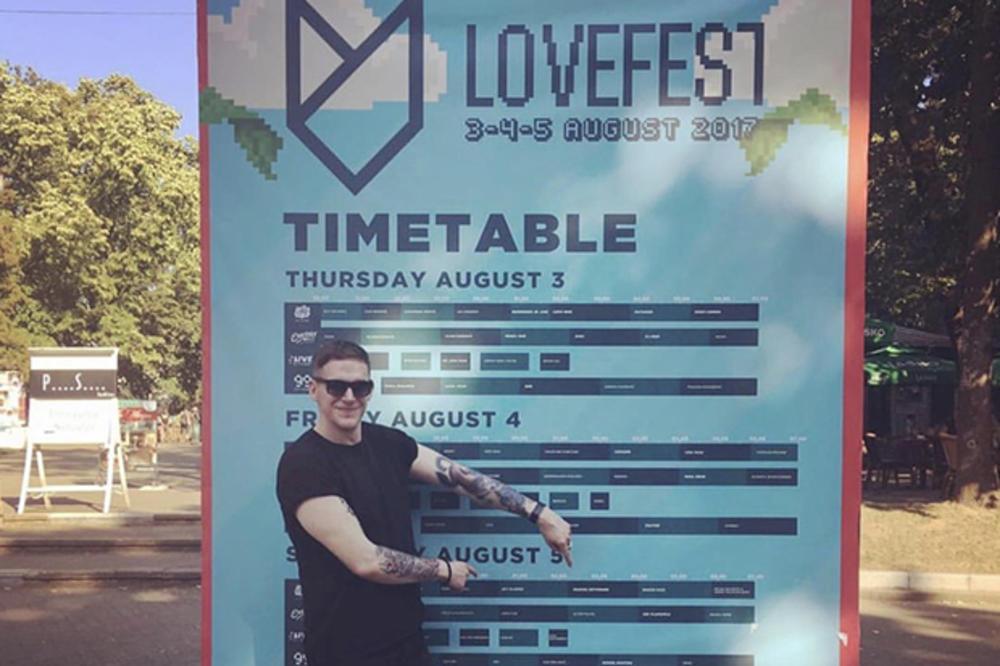 HVALA SRBIJO: Evo šta su svetske zvezde rekle o Lovefestu