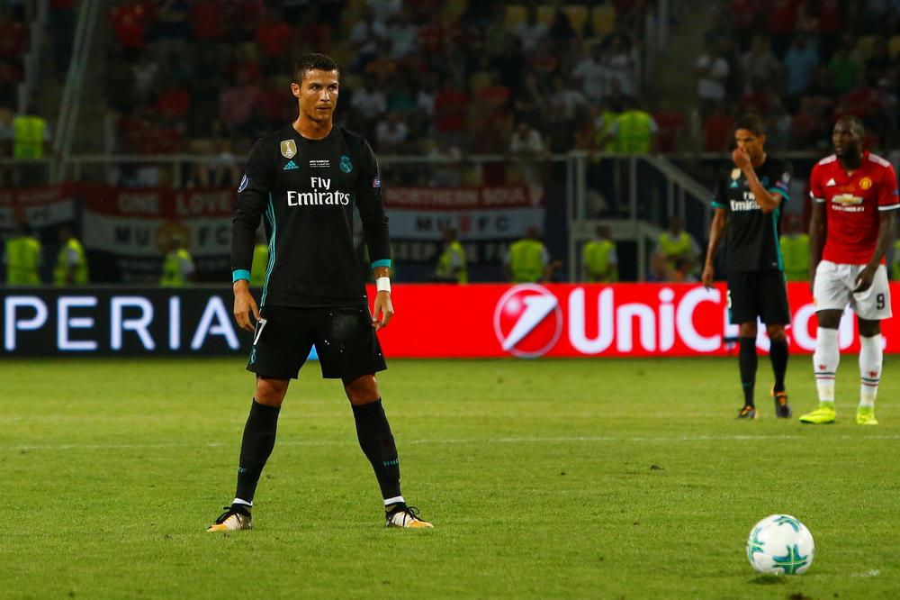 (FOTO) TATINA DEVOJČICA: Kristijano Ronaldo uživa u odrastanju ćerkice Eve