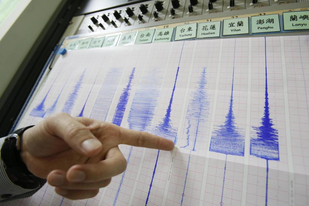 ZATRESLA SE RAŠKA: Registrovan slab zemljotres od 2,9 stepeni po Rihteru