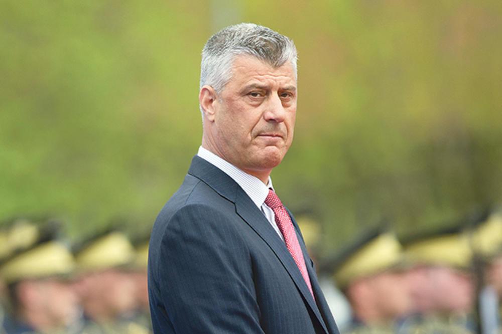 TAČI U STRAHU! Predsednik Kosova bi mogao da završi na optuženičkoj klupi Specijalnog suda za ratne zločine OVK!