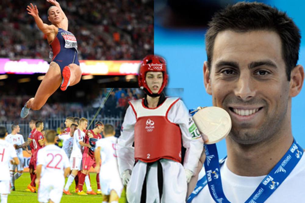 (VIDEO) ZAŠTO UVEK SRBI Bezobrazluk! Ovako kradu naše sportiste na najvećim svetskim takmičenjima!