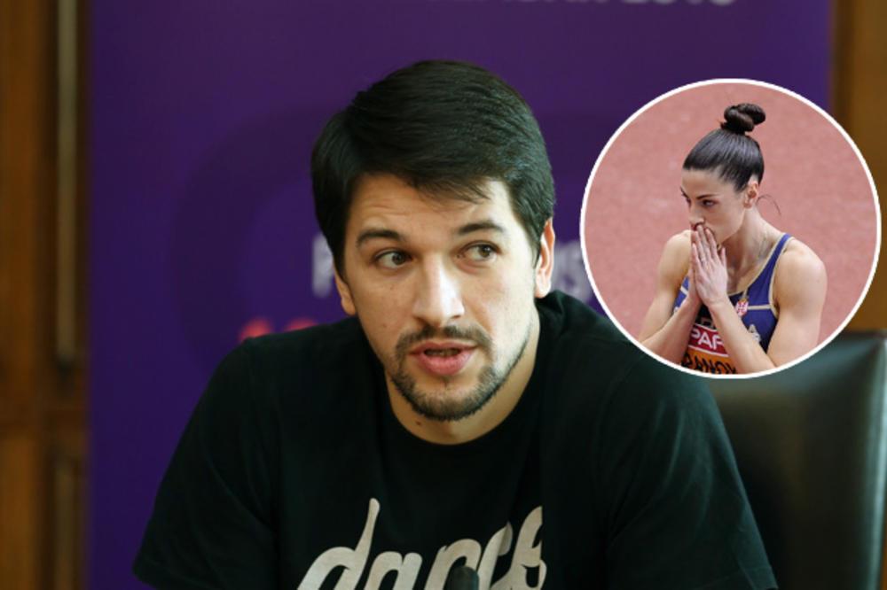(FOTO) VIKTOR SAVIĆ PODIGAO SRBIJU NA NOGE ZBOG IVANE ŠPANOVIĆ: Glumac besan! Evo šta je uradio povodom skandala na Svetskom prvenstvu