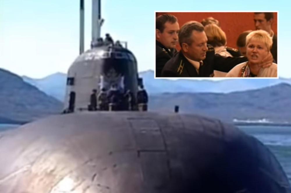 (VIDEO) OVO JE BILO JEDINI PUT KADA JE PUTIN MOGAO DA IZGUBI VLAST: 17 godina od eksplozije podmornice koja je potresla Rusiju