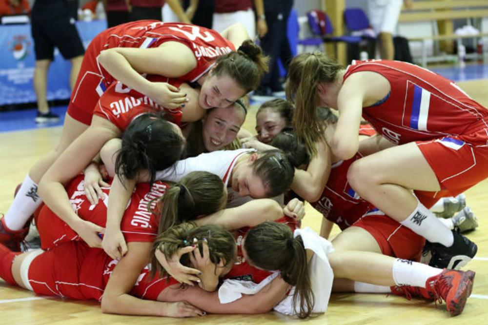 NEVEROVATAN PREOKRET SRPKINJA: Košarkašice u finalu juniorskog Evropskog prvenstva!