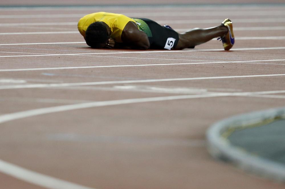 (VIDEO) LEGENDA U SUZAMA ZAVRŠILA KARIJERU: Ovako je izgledao poslednji sprint velikog Juseina Bolta