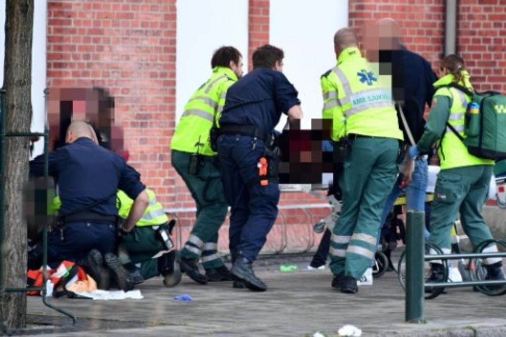 PUCNJAVA U ŠVEDSKOJ: Tri osobe povređene u napadu na  klub u Malmeu!