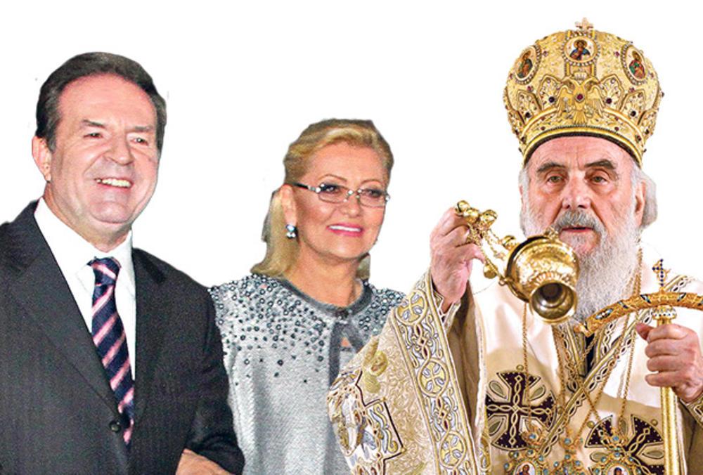 PATRIJARH VENČAVA KARIĆE: Bogoljub se sastaje sa Irinejom!