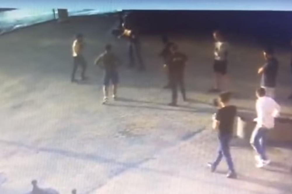 (UZNEMIRUJUĆI VIDEO) SVAĐA U KAFANI GA KOŠTALA ŽIVOTA Ruski šampion ubijen na stravičan način: Oborio ga i tukao po glavi do smrti