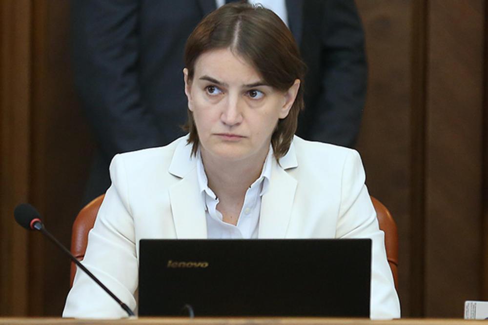 ANA BRNABIĆ: Srbija će biti spremna za EU do 2020!