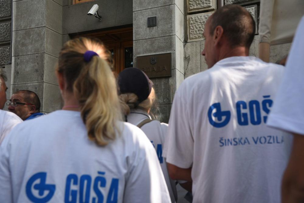 NOVO ROČIŠTE 9. JANUARA:  Apelacioni sud poništio stečaj u Goši