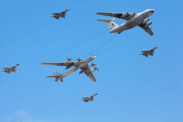 NEBESKA STRAŽA – Ruski bombarderi špartaju Pacifikom!