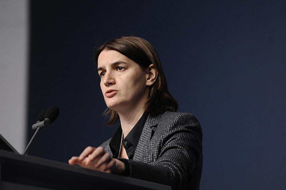 PREMIJERKA O KOSOVU: Ana Brnabić saopštila stav Vlade Srbije o podršci Srbima na KiM