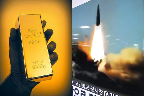 CRNO SE PIŠE – Kimova raketa podigla cenu zlata, a to moglo da znači nešto mnogo gore!