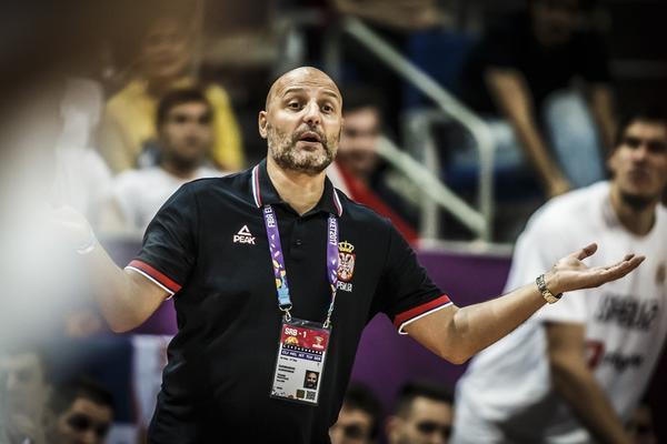 ĐORĐEVIĆ OTKRIO: Ja sam odlučio da Teo ne ide na Evrobasket!