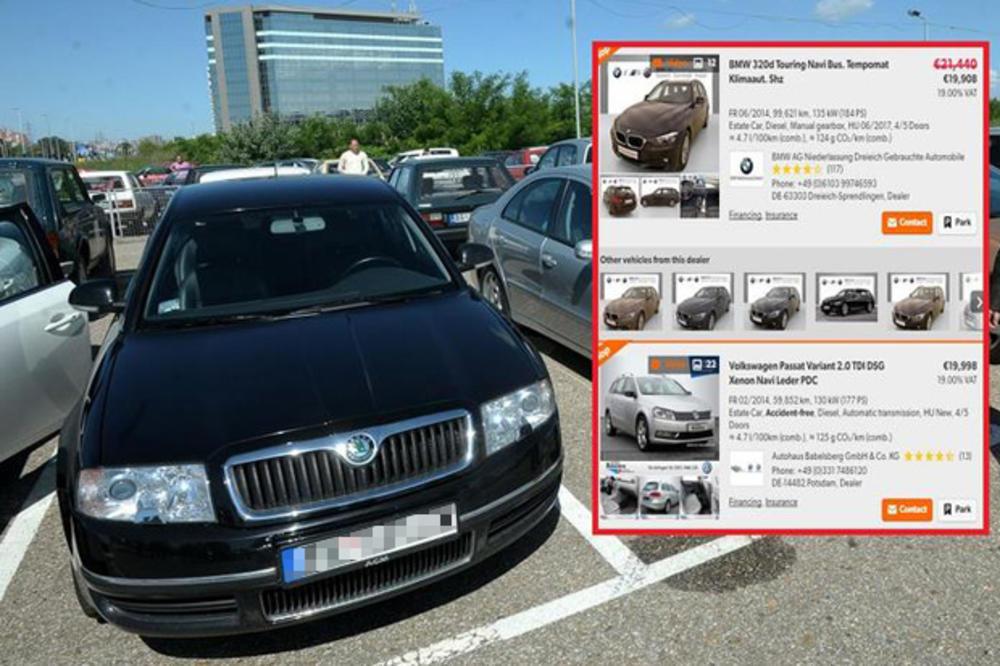 Uporedili smo cene vozila sa Euro 5 motorom u NEMAČKOJ I U SRBIJI i ŠOKIRALI SMO SE!