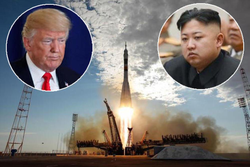 TRAMP U 6 REČI ŽESTOKO ZAGRMEO KIMU – Držao govor, pa se obratio direktno lideru Severne Koreje!