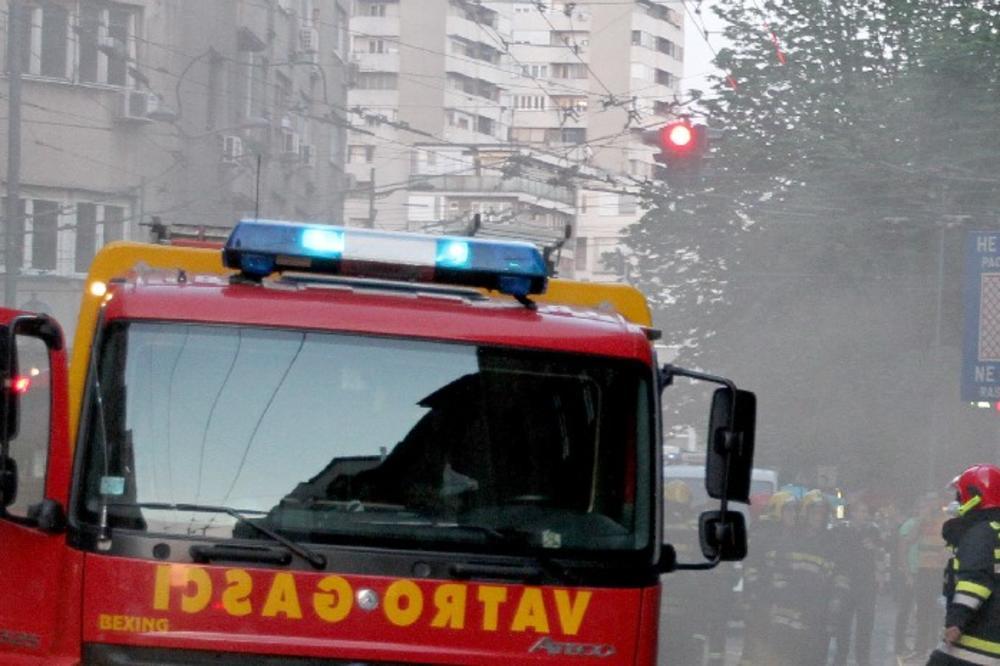NEMA KO DA GASI POŽARE: U Nišavskom okrugu 4 puta manje vatrogasaca nego što je potrebno