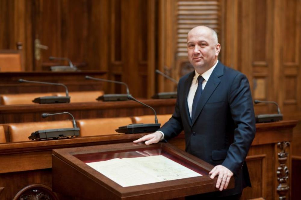 POPOVIĆ ZA TASS: Srbija nikada neće uvesti sankcije Rusiji