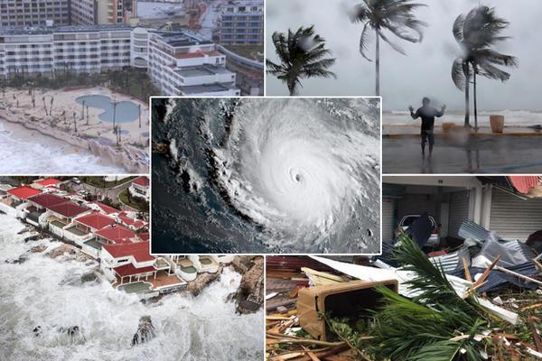 VIDEO: SVEOPŠTA PANIKA U AMERICI – Irma dolazi i biće gora od nuklearnog rata!