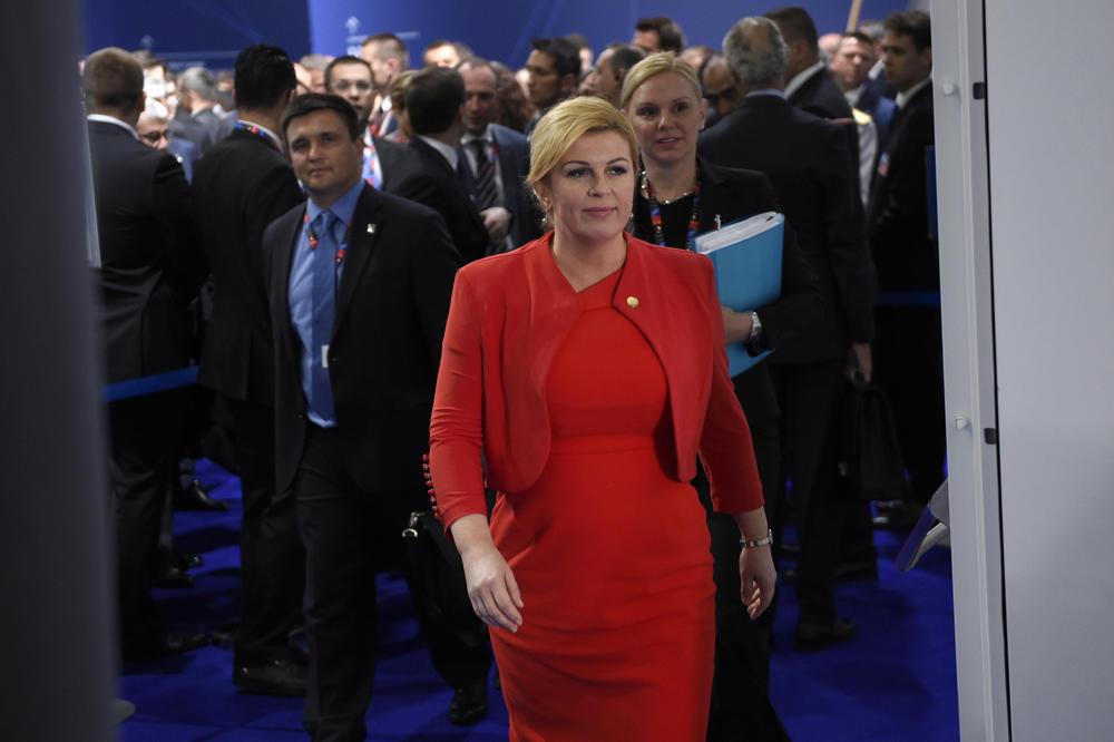 KOLINDA ISPRED BIJONSE: Kako je hrvatska predsednica u vrhu Forbsove liste najuticajnijih žena sveta