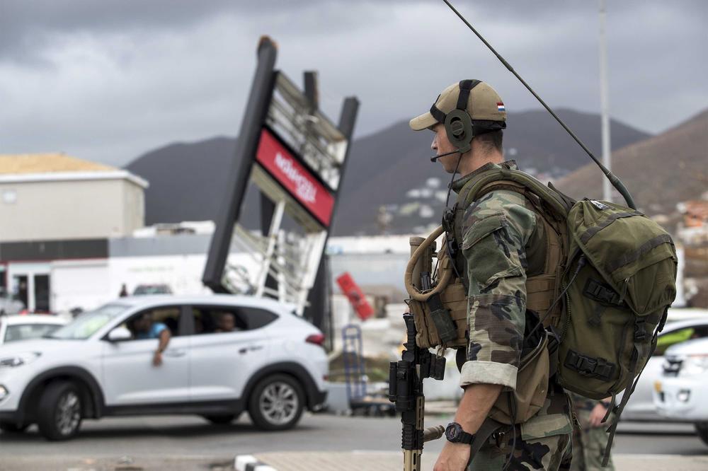 SRAMOTA: Samo Srbi još uvek čekaju evauaciju sa ostrva Sveti Martin