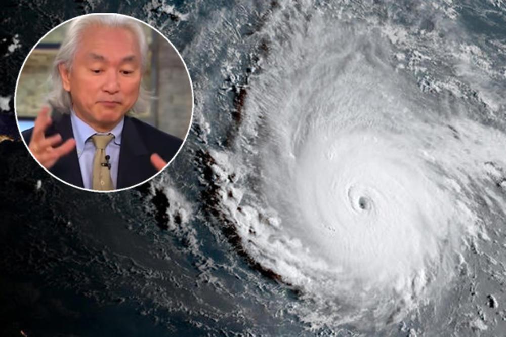 NAJPOZNATIJI FIZIČAR OTKRIO JEZIVU ISTINU – Uragani u Americi su posledica modifikacije vremena!
