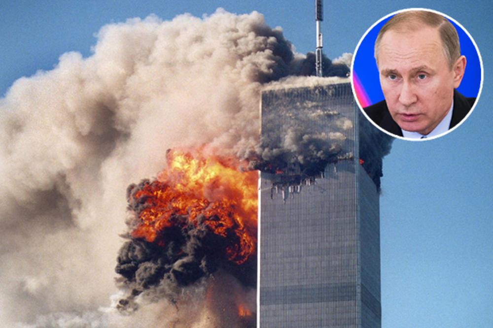 PUTIN ŠOKIRAO SVET – Ne verujem da Amerikanci stoje iza 11. septembra!