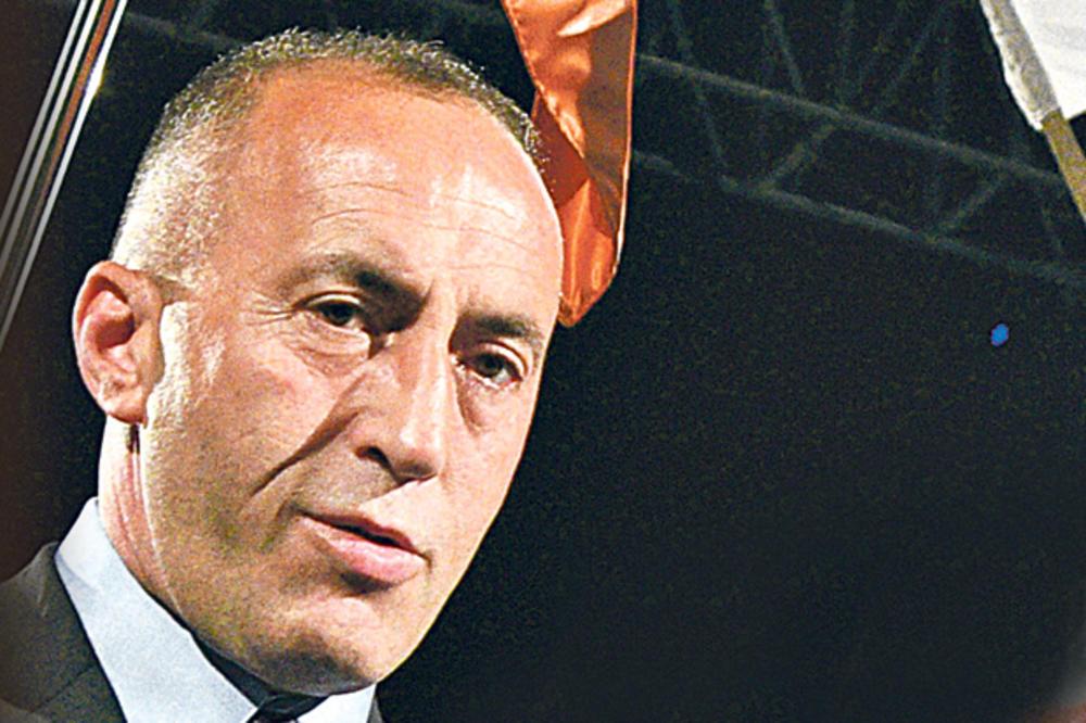 SKANDAL U PRIŠTINI: Haradinaj sasuo rafal uvreda u novinara, pa onda rekao da mu je žao?!