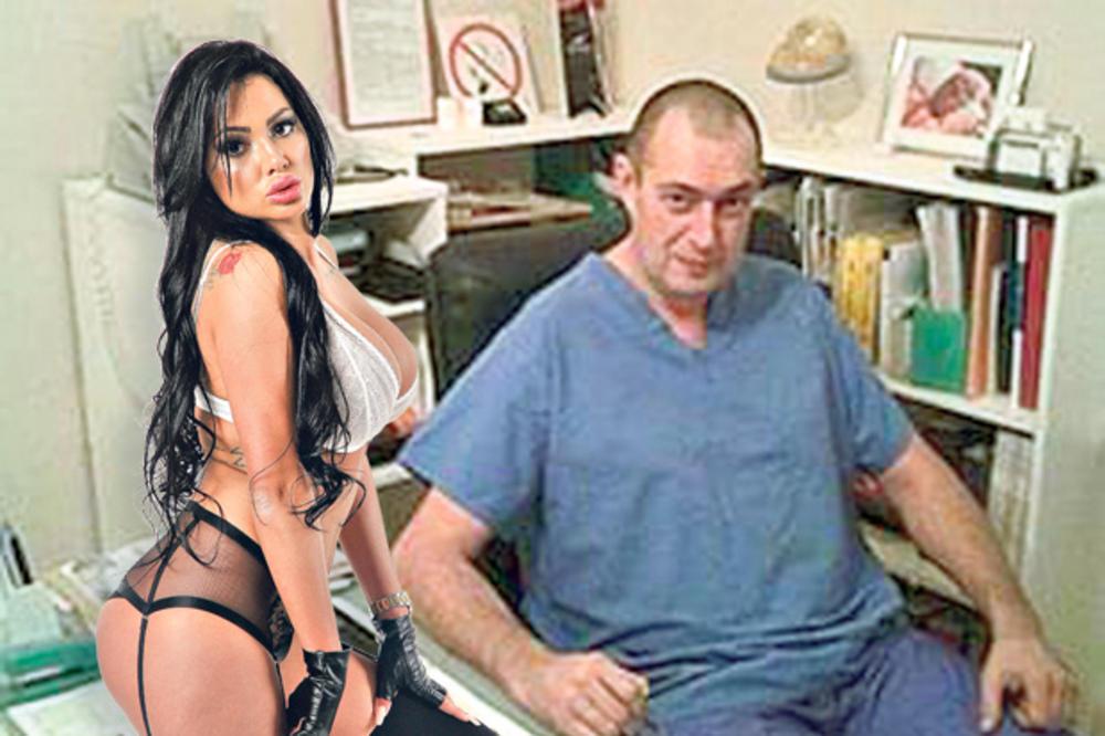 DOKTOR SPASAO ŽIVOT STARLETI: Hirurg koji se ubio obilazio Tamaru Đurić na VMA