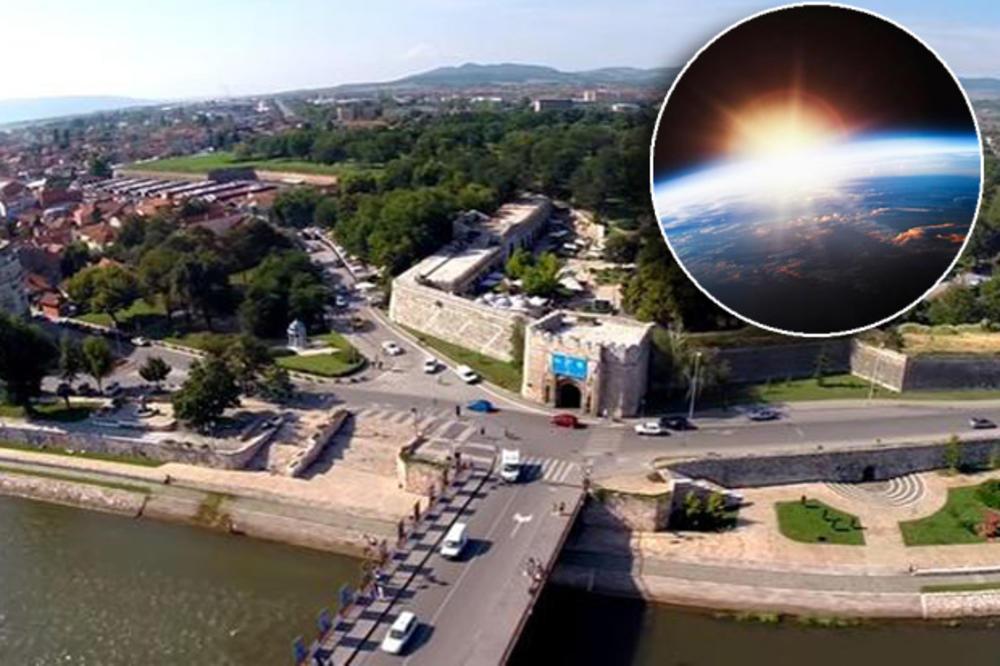 NASA OBJAVILA ŠOKANTNO OTKRIĆE: Pored Niša se nalazi KOSMIČKI LEVAK, istraživači stižu u Srbiju!