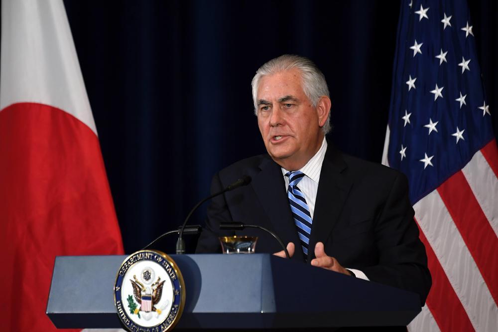 TILERSON: Ne koristite situaciju u Libanu za borbu za prevlast na Bliskom Istoku!