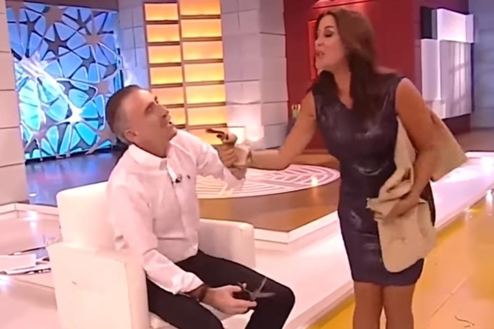 (VIDEO) SKANDAL U PROGRAMU UŽIVO: Voditeljski par izazvao nezapamćen bes javnosti širom sveta!